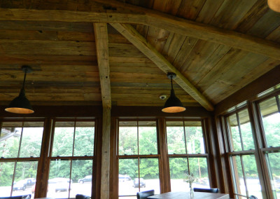 Reclaimed Wood Beams