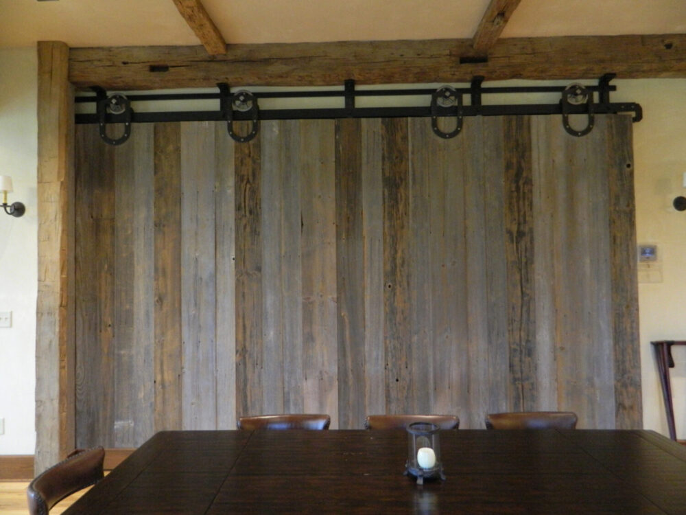 Weathered Gray Barn Siding Paneling Antique Beams Amp Boards